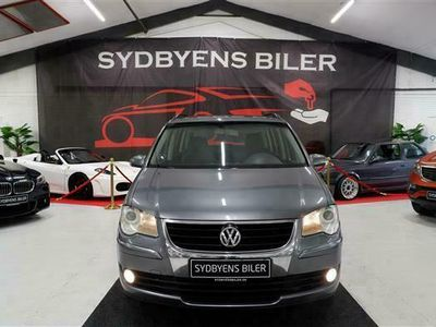 brugt VW Touran 7 Sæder 1,9 TDI DPF Trendline 105HK 6g