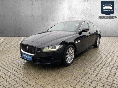 brugt Jaguar XE 2,0 D Pure Business 180HK 8g Aut. - Personbil - Sort