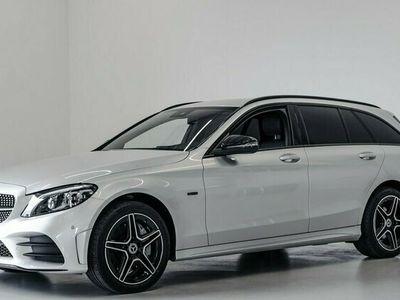 brugt Mercedes C300 de AMG Line stc. aut. 2020