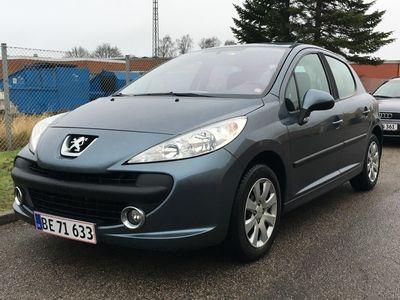 brugt Peugeot 207 1,6 I 5 D
