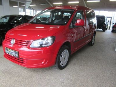 brugt VW Caddy Maxi 1,2 TSi 105 Trendline