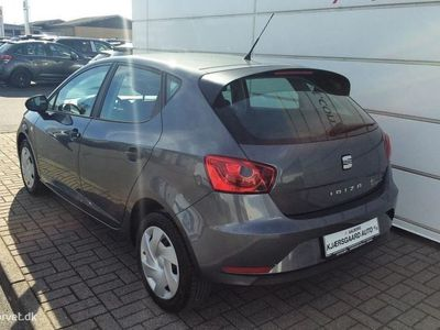 brugt Seat Ibiza 1,2 TDI Reference Eco 75HK 3d