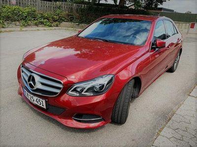 brugt Mercedes E220 2 BlueTEC Avantgarde Edition E 7G-Tronic Plus aut.