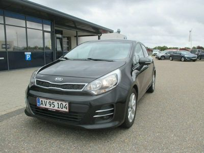 second-hand Kia Rio 1,2 CVVT Limited