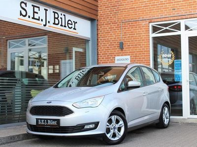 brugt Ford C-MAX 1,5 TDCi Business 120HK 6g A+