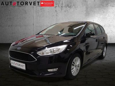 brugt Ford Focus 1,5 TDCi 95 Business stc.