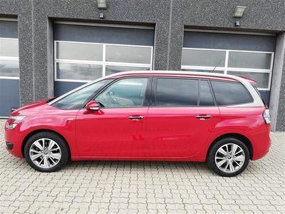 brugt Citroën Grand C4 Picasso 1,6 THP Exclusive EAT6 165HK 6g Aut.