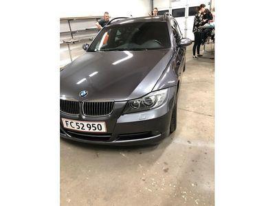 käytetty BMW 330 3,0 E91