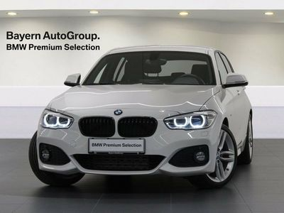 used BMW 120 d 2,0 aut.