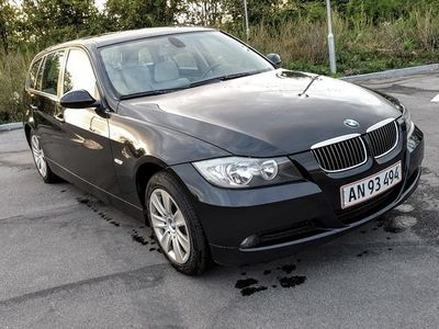 brugt BMW 320 BMW 320d Touring 2.0, 2006, Diesel