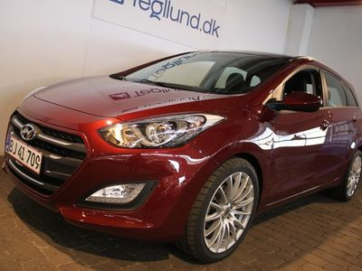 brugt Hyundai i30 1,6 CRDi 110 Passion CW