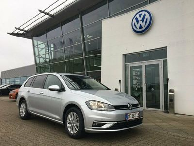 used VW Golf VII 1,6 TDi 115 Comfortl. Variant