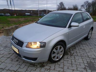 brugt Audi A3 1,6 FSI
