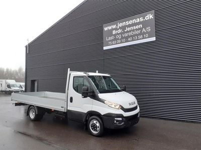 brugt Iveco Daily 35C18 LADBIL AG 3,0 D 180HK Ladv./Chas. 2019