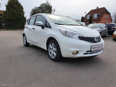 used Nissan Note 1,2 Visia 80HK 5d