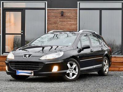 käytetty Peugeot 407 2,0 HDi ST SW