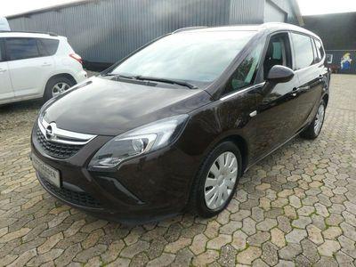 brugt Opel Zafira Tourer 1,6 CDTi 120 Enjoy