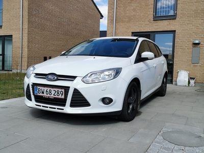 brugt Ford Focus STATIONCAR 1,6 TDCI