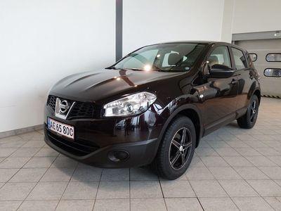 brugt Nissan Qashqai 1,6 Visia CVT