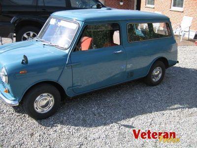 brugt Austin Mini Austin 850