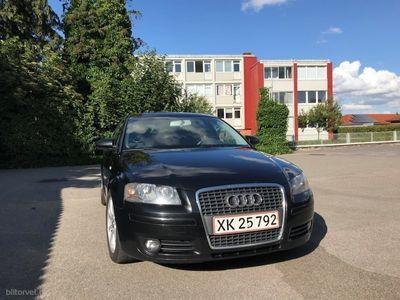 używany Audi A3 Sportback 1,9 TDI Ambiente 105HK Stc