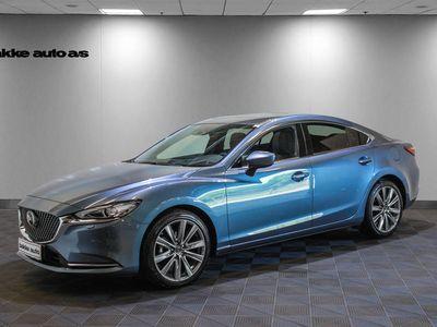 brugt Mazda 6 2,5 Sky-G 194 Optimum aut.