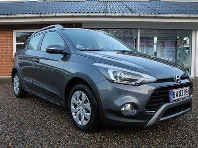 brugt Hyundai i20 Active Cross 1,0 T-GDI Trend 100HK Stc