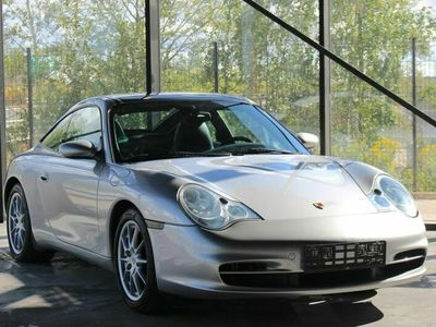 brugt Porsche 996 Targa 3,6 Tiptr.
