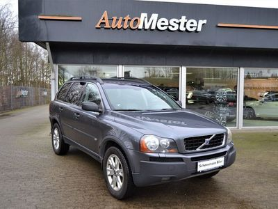 brugt Volvo XC90 2,4 D 163 Momentum aut. AWD