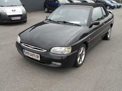used Ford Escort Cabriolet 1,8 115HK
