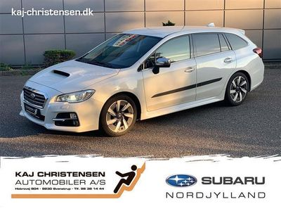 brugt Subaru Levorg 1,6 Turbo GT-N AWD Lineartronic 170HK Stc 6g Aut.