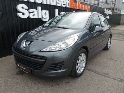 brugt Peugeot 207 1,6 HDi 90 Touch