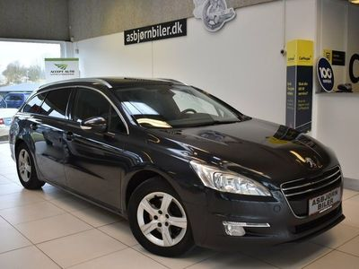 brugt Peugeot 508 2,0 HDi 163 Active SW