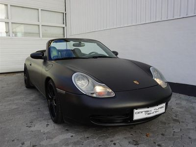 brugt Porsche 911 Carrera 4 Cabriolet 3,4 4x4 300HK 6g