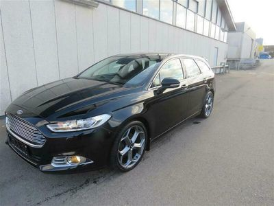 brugt Ford Mondeo 1,5 TDCi Trend Econetic Start/Stop 120HK Stc 6g