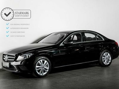 gebraucht Mercedes C200 1,5 Avantgarde aut.