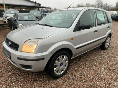 brugt Ford Fusion 1,6 Trend