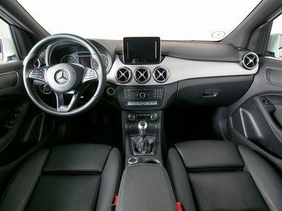 brugt Mercedes B180 d
