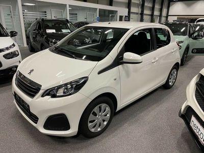 brugt Peugeot 108 1,0 e-VTi 72 Active