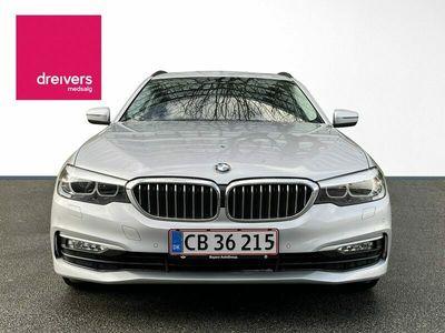 brugt BMW 520 520d Touring d Touring Steptronic