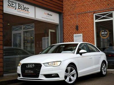 brugt Audi A3 1,4 TFSi Ambition 125HK 4d