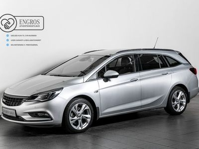 brugt Opel Astra 6 T 200 Dynamic ST