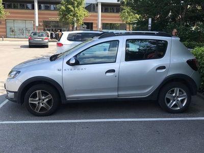 brugt Dacia Sandero 1.5 90 HK Stepway