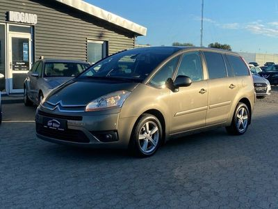 brugt Citroën Grand C4 Picasso 1,6 HDi 110 7prs