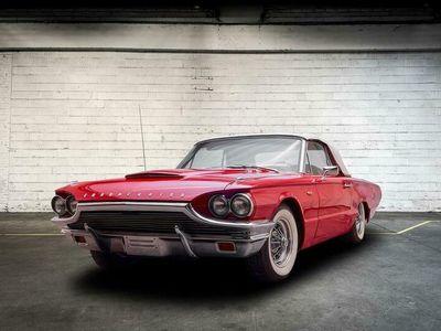 brugt Ford Thunderbird v8 convertible