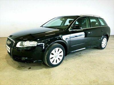 brugt Audi A4 T 163 S-line Avant