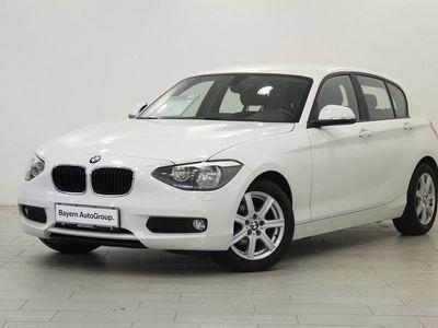 brugt BMW 116 d 1,6 ED