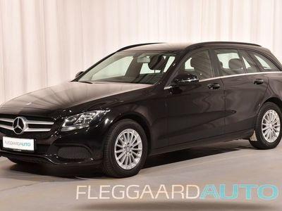 brugt Mercedes C200 d 2,1 Blue TEC aut. Business St. car 136HK