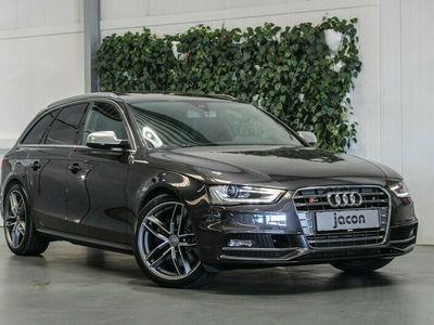 brugt Audi S4 3,0 TFSi Avant quattro S-tr. 5d½