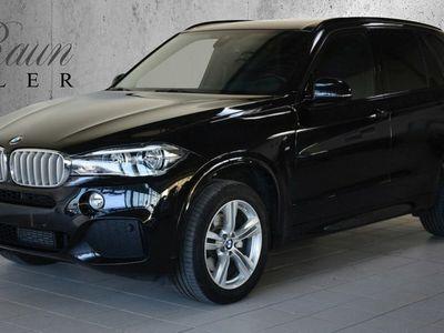usado BMW X5 40D X-Drive M-Sport
